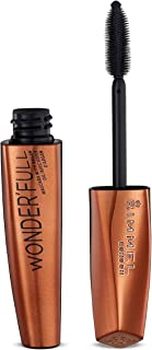 Rimmel London Wonder'full Mascara with Argan Oil, Black, 12 ml