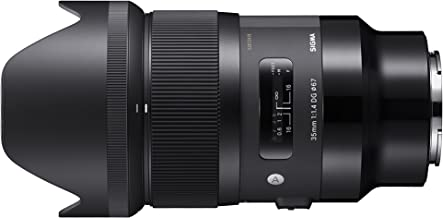 Sigma 35mm F1.4 Art DG HSM for Sony E