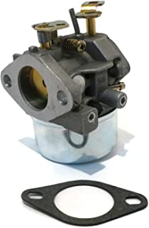 The ROP Shop Carburetor Carb for John Deere Snow Blower Thrower TRS22 TRS24 TRS26 TRS27 TRS32