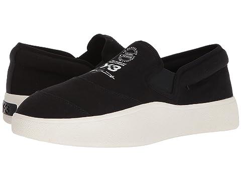 Tangutsu stretch-canvas slip-on sneakers Yohji Yamamoto Buy Cheap Reliable 2TeL2YD