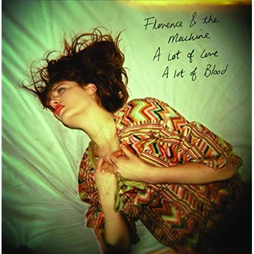 A Lot Of Love A Lot Of Blood By Florence The Machine On Amazon