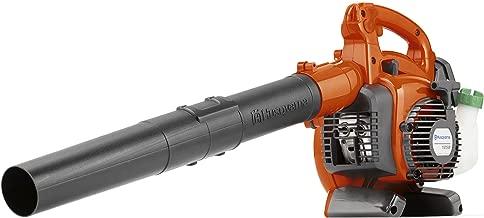Husqvarna 125B 28cc 2-Cycle Gas 425 CFM 170 MPH Handheld Leaf Blower (Renewed)