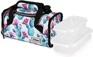 Oh My Pop Oh My Pop! Nopal-Mailbox Lunch Bag School Bag, 25 cm;,Multicolour