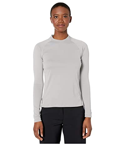 adidas Golf UPF Base Layer (Medium Solid Grey) Women