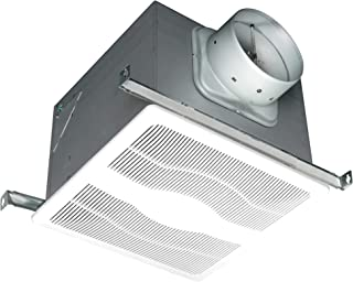 Air King White 150 CFM Single Speed 0.6 Sone Ceiling Exhaust Bath Fan, ENERGY STAR