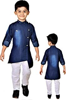 e014902a1 Amazon.in: 3 - 4 years - Ethnic Wear / Boys: Clothing & Accessories