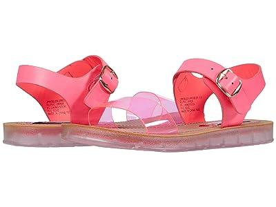 Steve Madden Kids Jprobler (Little Kid/Big Kid) (Pink Neon) Girls Shoes