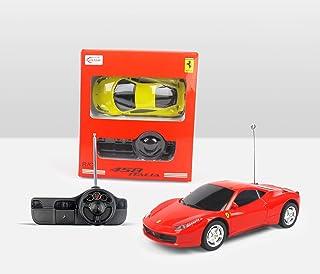 Rastar Ferrari 458 Italia Remote Control Car, 1:32, 60500, Assorted colors