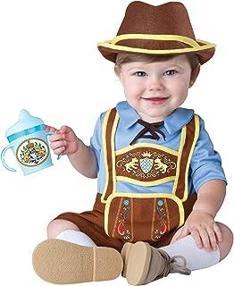 InCharacter Costumes Baby Boys' Little Lederhosen Costume