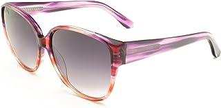 Atalntis Women's Cateye Sunglasses with Handmade Overized Frames
