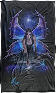 Trevco Anne Stokes Immortal Flight Silky Touch Super Soft Throw Blanket 36