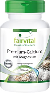 Calcio & Magnesio Premium - Carbonato y Gluconato