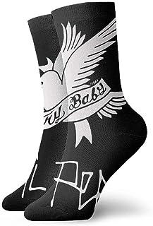 Jingliwang, Lil P-eep - Calcetines Cortos Unisex para Hombre y Mujer, cómodos, Estilo Barco, Talla única