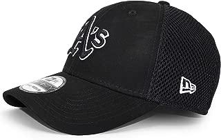 (ニューエラ) ニューエラ 【MLB NEO 39THIRTY FLEX FIT/BLK-WHT】 NEW ERA [並行輸入品]