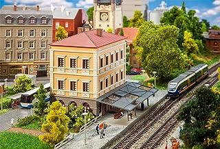 Faller- Bahnhof Rothenstein Juego de construcción de maquetas, Color Diferentes (FA212119)