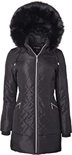 Best laundry by design long hooded puffer jacket Reviews