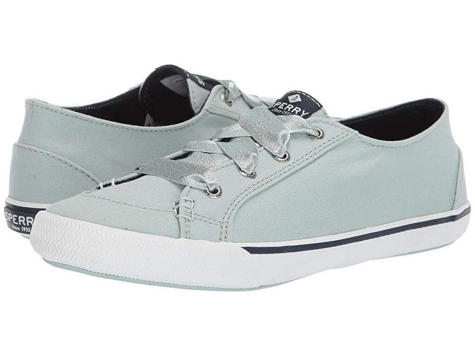 Sperry Lounge LTT Satin Lace (Surf) Women