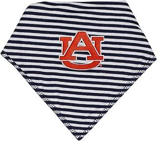 Auburn University Tigers Striped Baby Bandana Bib