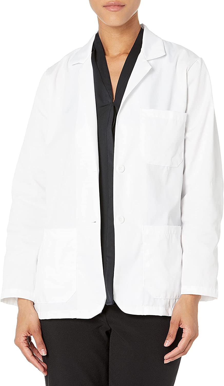 Fashion Seal Outstanding Healthcare Sales Women's Lab Consultation Jacket
