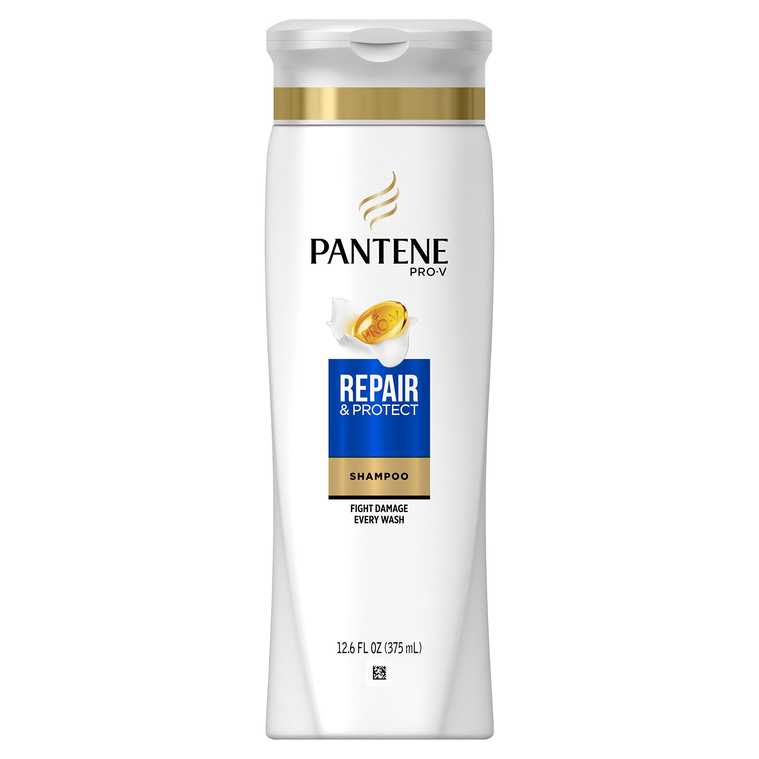 Pantene Shampoo Repair Protect Keratin