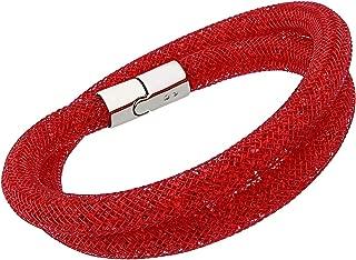 Swarovski Stardust Red Double Bracelet - 5184845