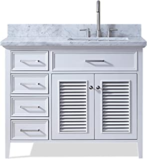 Best offset sink vanity Reviews