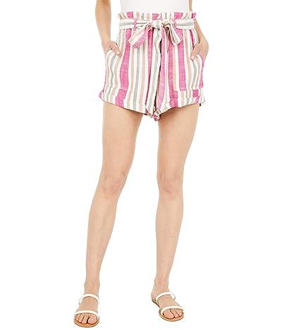 Rip Curl Ashore Stripe Shorts (Multicolor) Women
