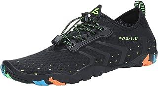SAGUARO Water Shoes Escarpines con Suela Dura, Unisex-Adulto