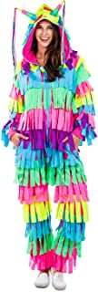 Funny Pinata Costume for Halloween - Adult Pinata Outfit Jumpsuit Onesie