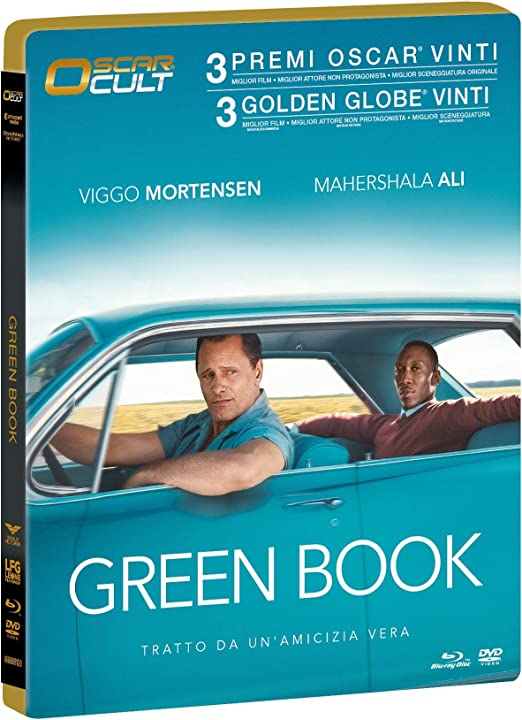 Green book combo (bd + dvd) B08TC2JLPC