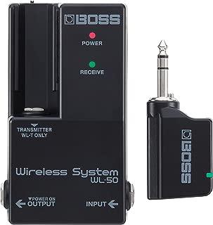 BOSS/WL-50 ギターワイヤレスシステム