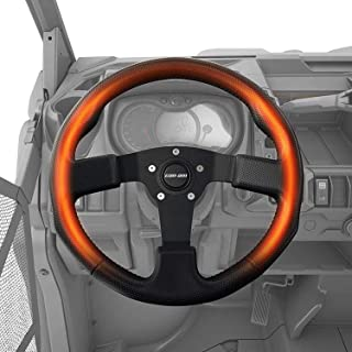 can am heated steering wheel