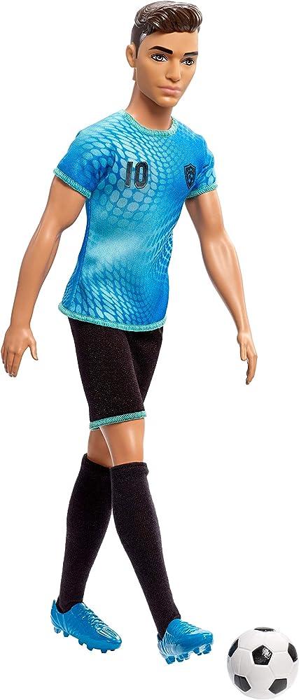 Barbie, ken calciatore FXP02