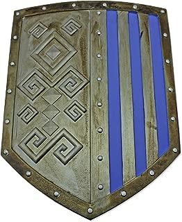 Legend of Zelda Hyrule Warrior Shield Foam Replica LARP Knight's Cosplay Prop Latex