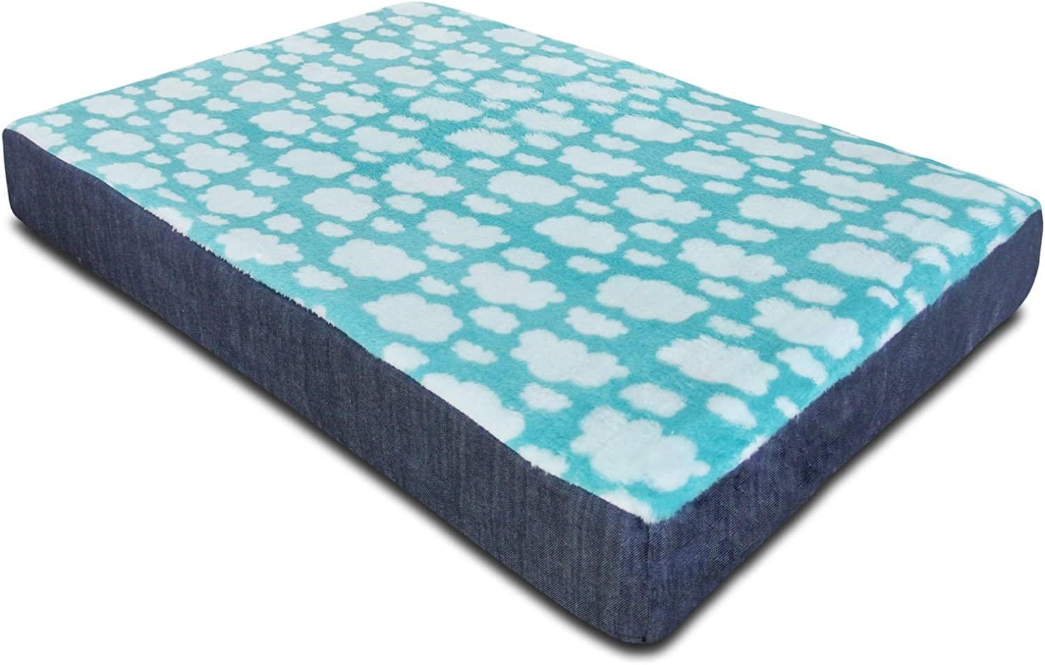 Baldiflex Soft Bed Cushion for Dog and Cat Cloud h 5 cm