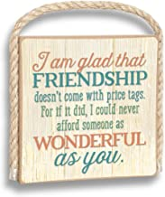 product image for Imagine Design Friendship Gone Coastal Plaque