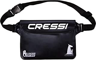 Cressi Kangaroo Dry Pouch Bolsa Impermeable, Unisex Adulto