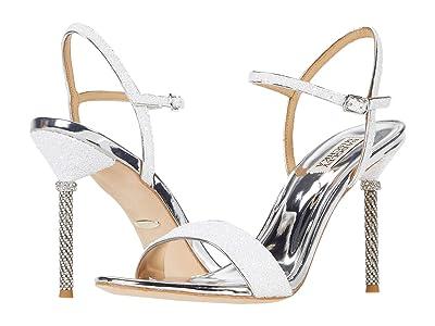 Badgley Mischka Olympia (White) High Heels