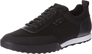 حذاء رياضي رجالي ماتريكس من بوس هوغو، اسود - 43 اوروبي