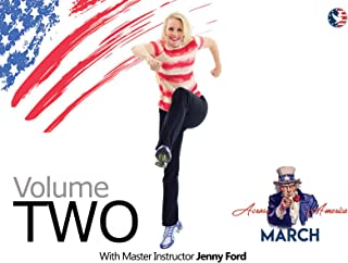 March Across America with Jenny Ford