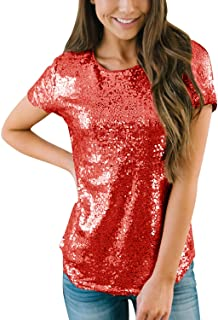 New Ladies Summer Elephant top with shiny sequin front to fit size 12 to 20