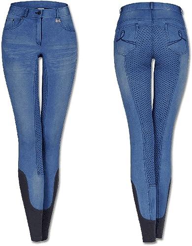 WALDHAUSEN Jeans-Reithose Hope, bleu, Gr. 42, bleu, 42