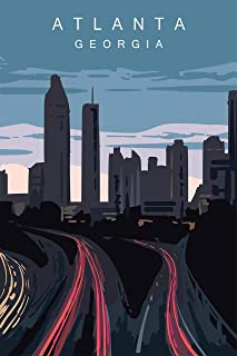Best radiohead atlanta poster Reviews