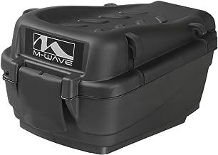 M-Wave Vélo Verrouillable Topcase Bagage Sac Boîte