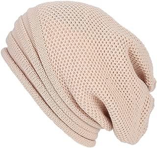 raspberry crochet hat