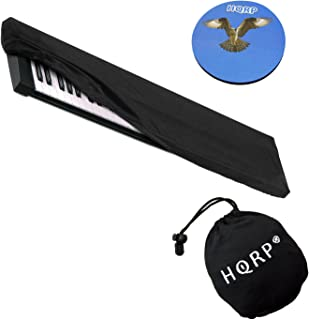 HQRP Elastic Keyboard Dust Cover for Nektar 61-Key 76-Key LX61, Panorama