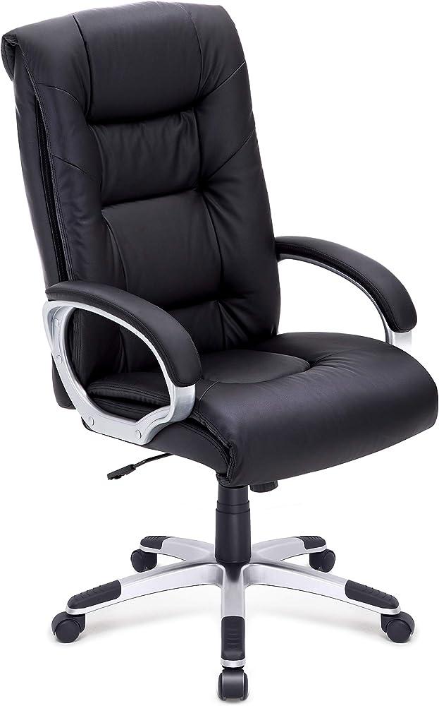 Intimate wm heart, sedia da ufficio con schienale,imbottita e in pelle sintetica PIYI-QYB2