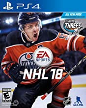 Best nhl 18 ps4 game Reviews