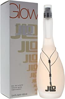 Jennifer Lopez Glow by Jennifer Lopez 100ml Eau De Toilette Spray New, 3.4 Fluid Ounce