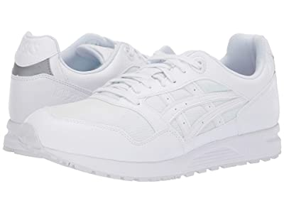 ASICS Tiger Gel-Saga (White/White) Classic Shoes